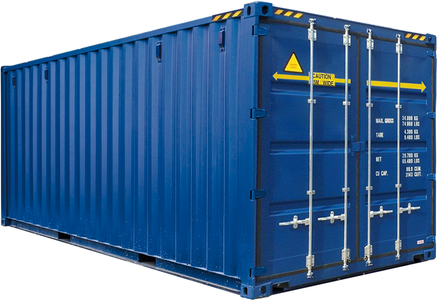 40ft HQ | New | ISO Container