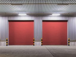 Roll Up Door | Non-Insulated